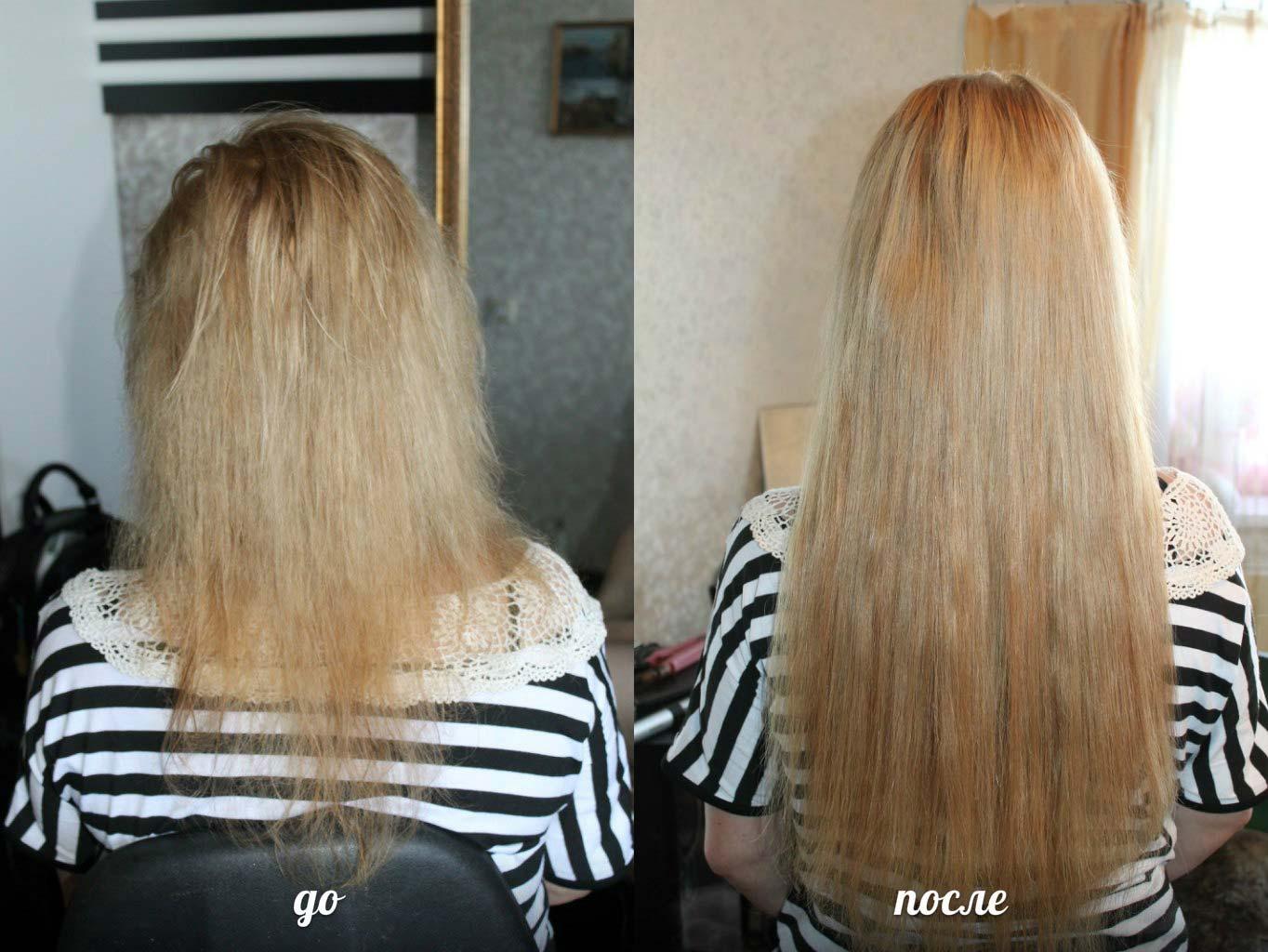 Наращивание волос в люблино